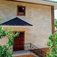 Плитка для фасада - травертин 2х30x60
