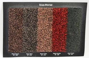 Грязезащитный коврик iron horse 60х85см.
