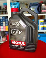Масло моторное 5W30 Power LCV V (5L) (ACEA C3/VW504.00 507.00/MB229.51) — MOTUL  — 874251