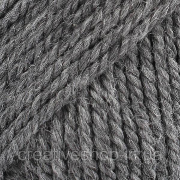 Пряжа Drops Nepal Mix (цвет 0517 medium grey)
