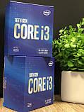 Процессор Intel Core i3-10100F 3.6GHz/6MB, фото 4