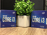 Процессор Intel Core i3-10100F 3.6GHz/6MB, фото 2