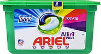 Капсулы для стирки Color + Lenor Fresh 40шт - Ariel