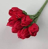 Бутоны красные 5 шт., фото 1