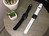 ПОДАРОК! Смарт часы SMART WATCH 6 44MM Черный, Белый, Розовый, фото 5