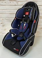 Автокрісло універсальне колір чорно-синій 9-36 кг, з бустером, Joy G 2010