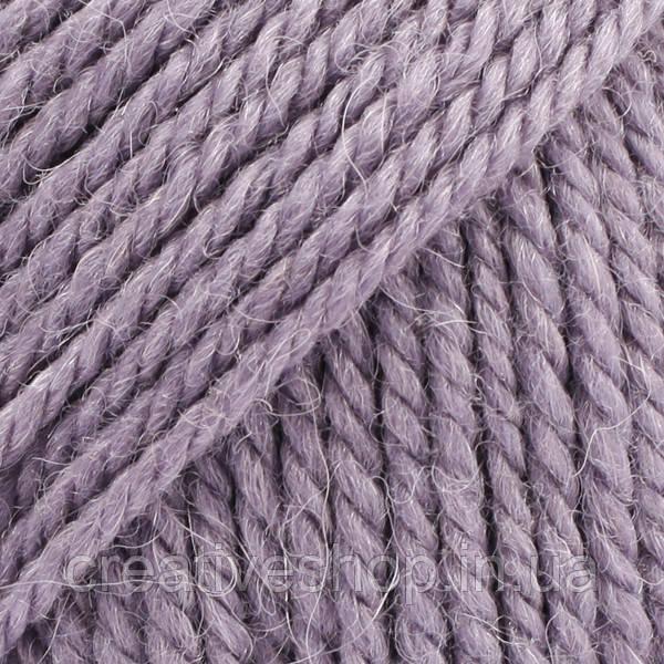 Пряжа Drops Nepal (цвет 4311 grey/purple)