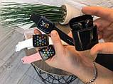 ПОДАРОК! Смарт часы SMART WATCH 6 44MM Черный, Белый, Розовый, фото 3