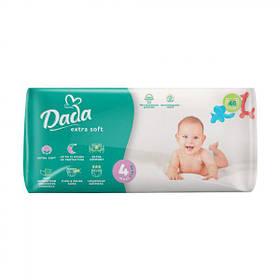 Підгузники DADA Extra Soft 4 ( 46 шт / 7-18 кг)