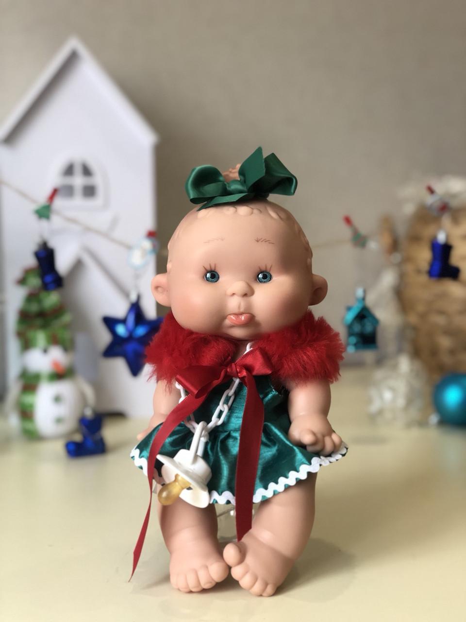 Испанская кукла-пупс Pepotes с ароматом ванили (Nines d'Onil)
