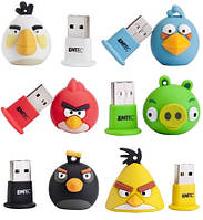 Флеш память USB 8Gb ANGRYBIRD/ANDROID/TOM&JERRY