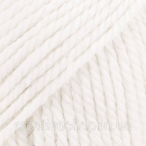 Пряжа Drops Nepal (цвет 1101 white)