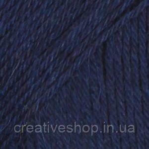 Пряжа Drops Nord (цвет 15 navy blue)