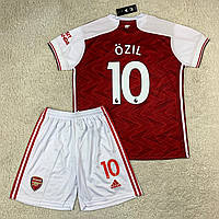 Футбольная форма Арсенал 2020-2021 домашняя, фото 1