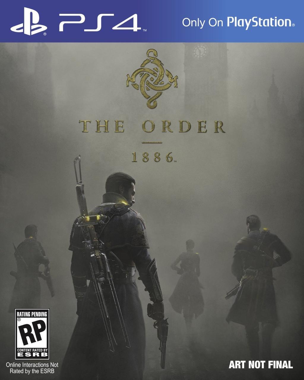 Орден 1886 . Цифровой аккаунт PlayStation 4