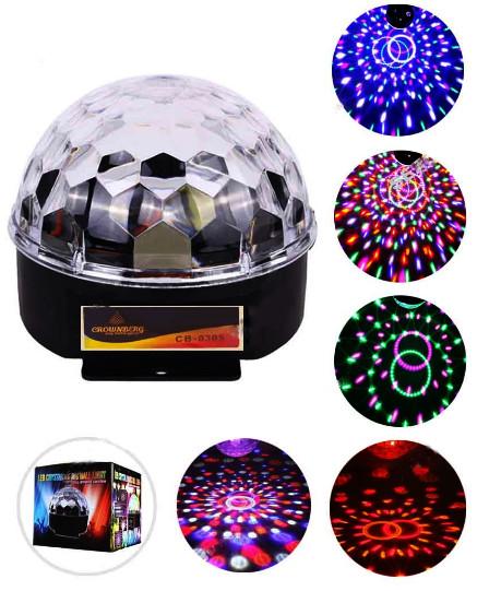 Новогодний светодиодный проектор Звездное небо 305 (20)