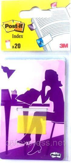 Мобильные закладки Post-it ® z-образные, 20 шт.