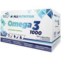 Жирные кислоты Omega 3 AllNutrition 60 капс