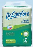 Подгузник для взрослых Dr.Comfort, Standart, L, 100-150 см, 7шт.