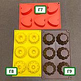 Силіконові форми для цукерок, фото 2