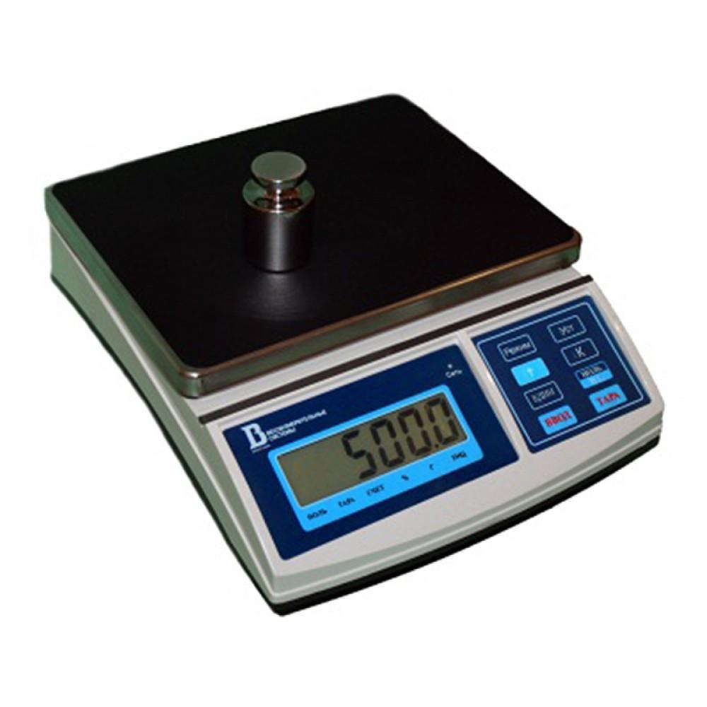 Весы настольные ВИС 3ВП1 (3 кг, 1 г)