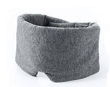 Маска для сну Deco з бавовни Sleepmaster 360 Сірий (1032-02)