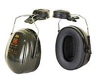 Наушники 3М Оптим-2 для защитной каски H520P3E-410-GQ (1073-02), фото 1