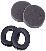Гигиенические накладки сменные амбушюры 3M - OPTIME II HY52 для противошумных наушников (1060-02)