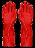 Рукавички латексні медичні анатомічні, фото 5