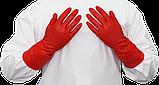 Рукавички латексні медичні анатомічні, фото 3