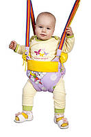 Прыгунки для малышей с валиками
