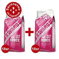 Bavaro Junior+Adult Force 18кг * 2 мешка (36кг)+бесплатная доставка по всей Украине !