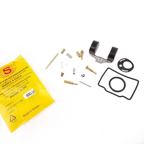 Ремкомплект карбюратора Active 110 SEE, фото 2
