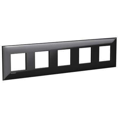 Рамка ARTLEBEDEV, Avanti, Черный квадрат, 10 модулей, ДКС [4402900]