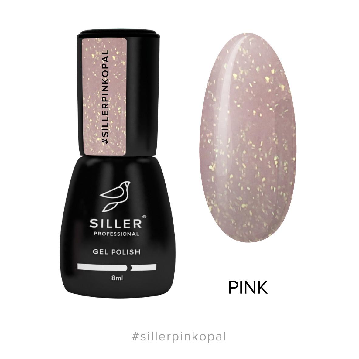 База Siller Pink Opal Base, 8мл