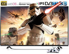 Телевизор LG 60UF850V  (2000Гц, Ultra HD 4K, Smart, 3D, Wi-Fi, Magic Remote) , фото 2