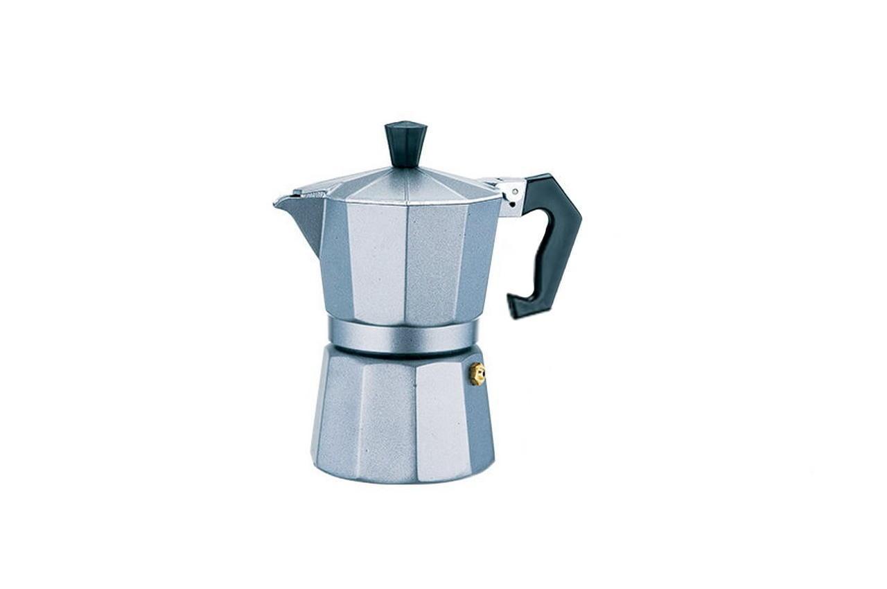 Гейзерна кавоварка алюмінієва Rainbow - 300 мл MR-1666-3 1 шт.