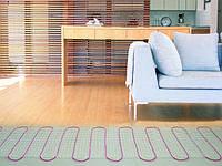 Види теплих підлог: конвекційні та інфрачервоні