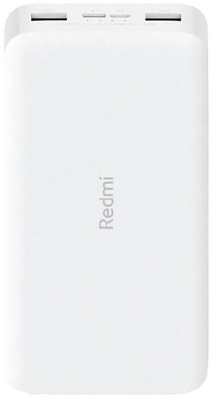 Портативна батарея Power Bank Xiaomi/Redmi 10000 mAh (White)