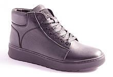 Ботинки мужские черные SLM 950/7-1