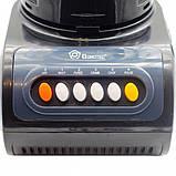 Блендер DOMOTEC MS-9099 2 в 1 с кофемолкой,стационарный 1500 Вт, фото 2