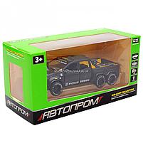 Детская машинка игровая автопром «Mercedes» (Мерседес) пикап, 20 см, свет, звук, двери открываются (7584), фото 2