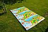 """Игровой коврик для ползания ребенка """"Мадагаскар"""" M 1200x600x8мм, фото 3"""