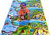 """Игровой коврик для ползания ребенка """"Мадагаскар"""" M 1200x600x8мм, фото 6"""