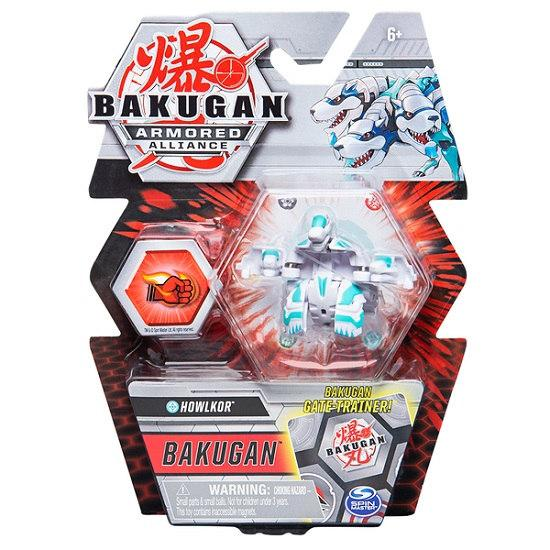 Бакуган Холкор Хаос (Howlkor) Bakugan Armored Alliance Spin Master