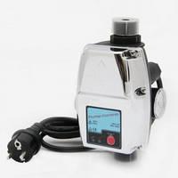 Контроллер давления SHIMGE PS-01В контрол. давл. электрон. 1,1 кВт +манометр