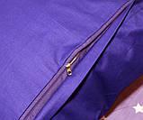 Полуторний комплект постільної білизни з компаньйоном S366, фото 5
