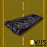 Конвейерная лента для фрезы дорожной Wirtgen W2000 короткая 112781, фото 4
