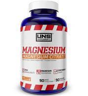 Цитрат магния UNS Magnesium Citrate 90 капс