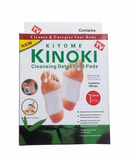 Пластырь очищающий для стоп Kinoki (WM-17)